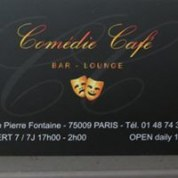 Logo Comedie Cafe