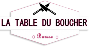 Logo La Table Du Boucher, Traiteur Barsacais